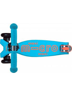 Micro step Maxi Micro step Deluxe aqua/oranje