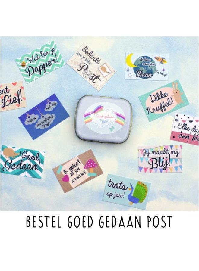 Goed Gedaan Post - Versie 1