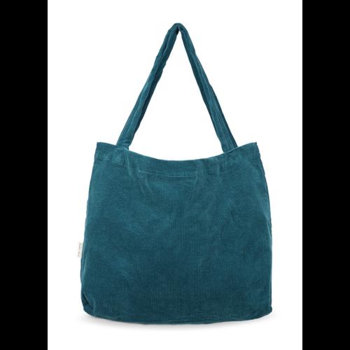 Studio Noos Petrol mom-bag