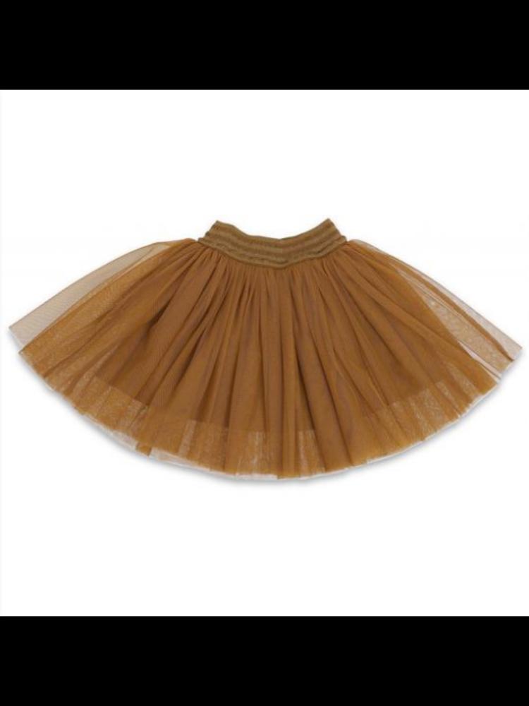 Konges Sløjd Ballerina Skirt - Dark Honey