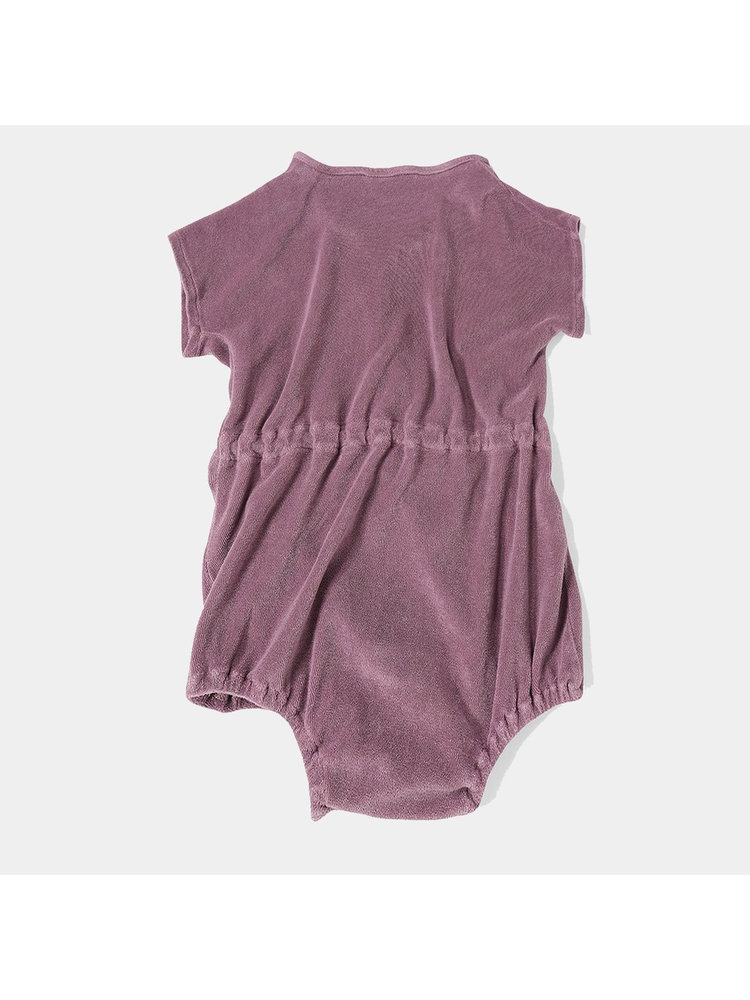Daily Brat Joe Towel Suit Dusty Lilac