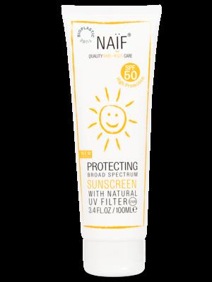 Naif Zonnebrandcrème SPF50