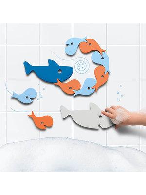 Quutopia bath puzzle shark