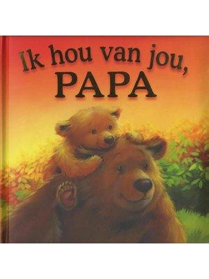 Veltman Uitgevers Ik hou van jou, Papa