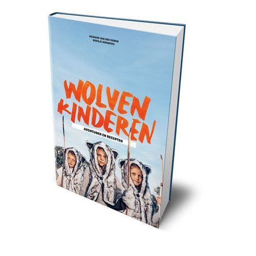 Wolvenkinderen, het boek
