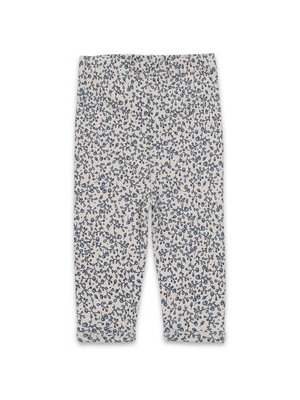 Konges Sløjd New Born Pants Deux - Blue Blossom Mist