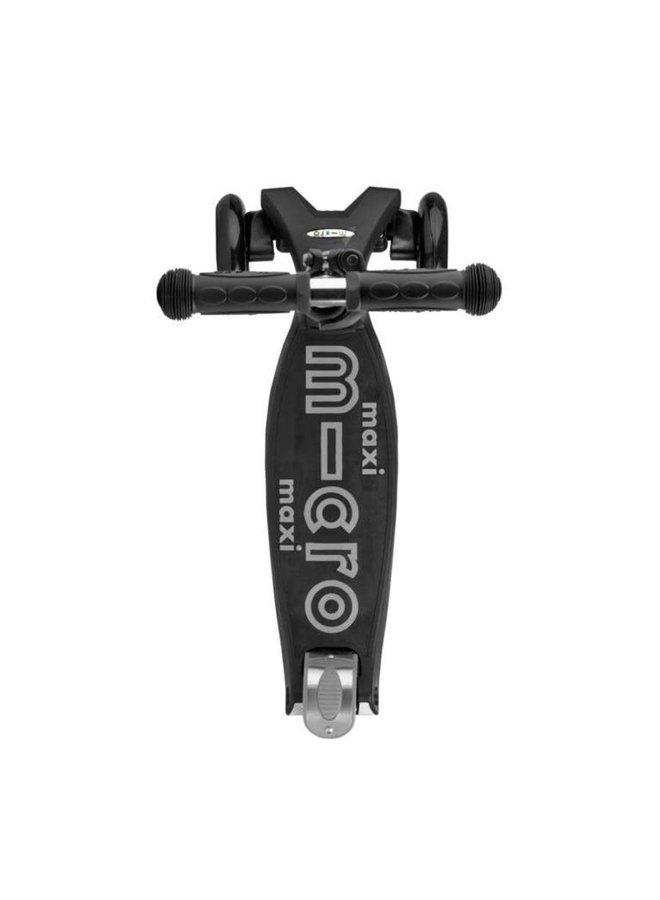 Maxi Micro step Deluxe zwart/grijs