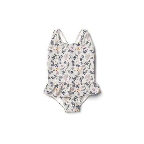 Liewood Amara / Swimsuit - Coral Floral Mix