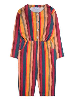 Ammehoela Oda - Jumpsuit - Fall stripe
