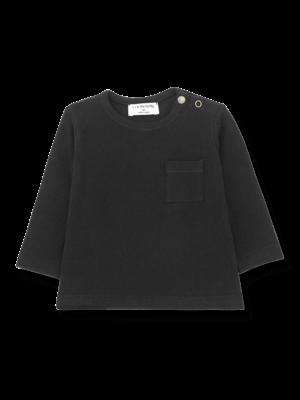 1+ in the family Bilbao - Long Sleeve T-Shirt - Black