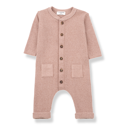 1+ in the family Toulouse - Jumpsuit - Rose