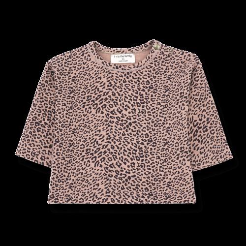 1+ in the family Rotterdam - Long Sleeve T-Shirt - Rose/Burgundy