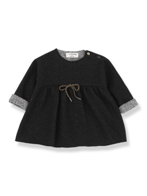 1+ in the family Imola - Dress - Black/Beige