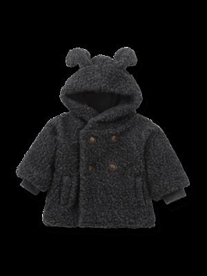 1+ in the family Ottawa - Hood Jacket - Black