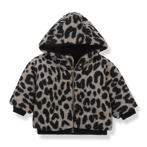 1+ in the family Columbia - Hood Jacket - Black/Beige