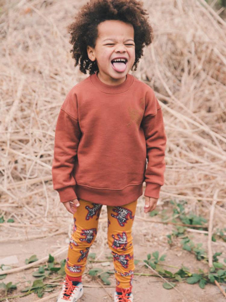 Ammehoela Rocky - Sweater - Brown