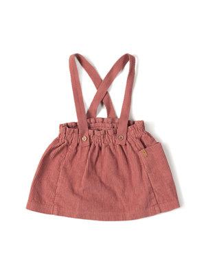 Nixnut Strap Skirt - Spice