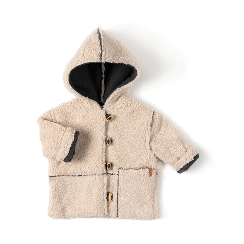 Nixnut Winter Jacket - Cream