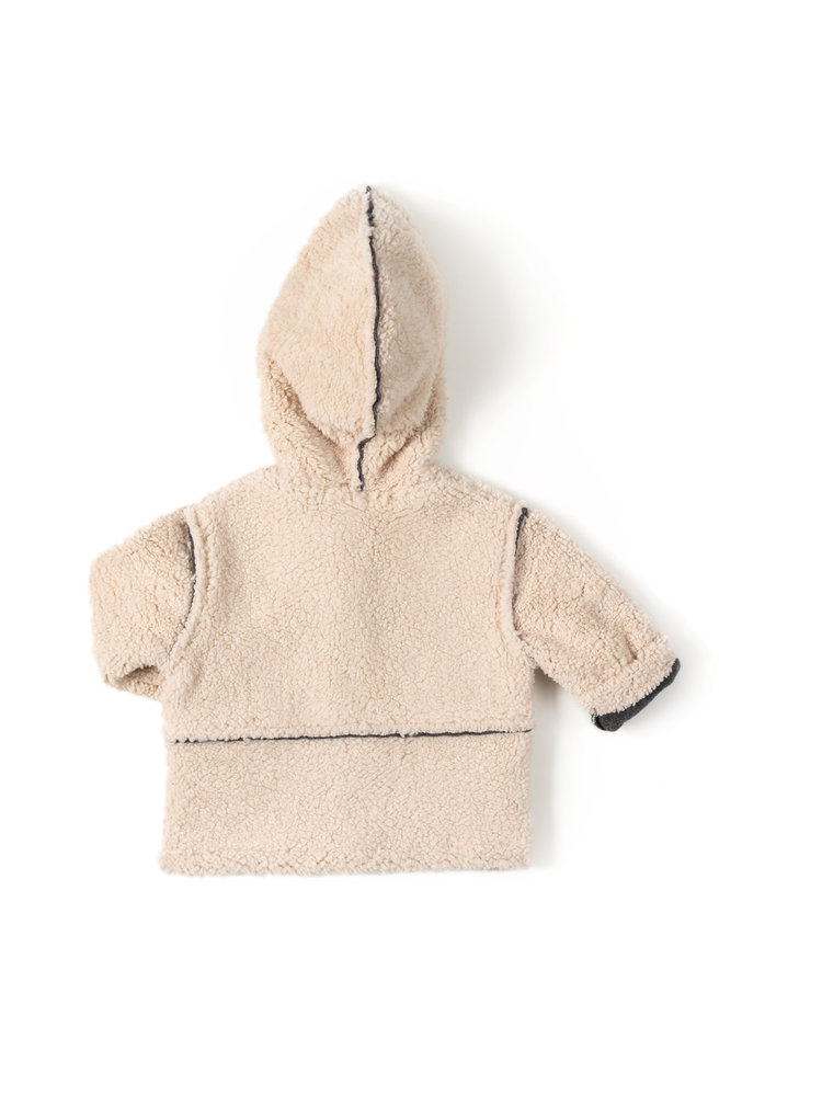 Nixnut Winter Jacket - Cream