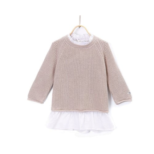 Donsje Amsterdam Flossy Sweater - Soft Sand