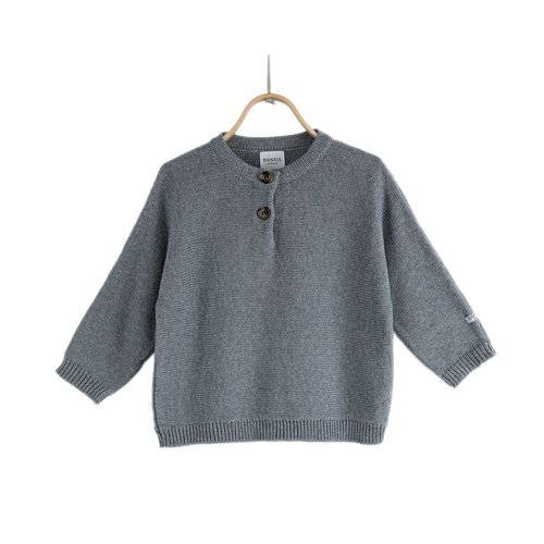 Donsje Amsterdam Jem Sweater - Light Grey