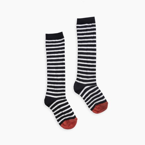 Sproet & Sprout High Sock - Stripe