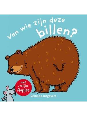 Veltman Uitgevers Thorsten Saleina - Van wie zijn deze billen?