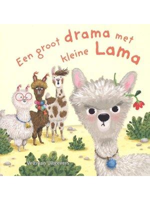 Veltman Uitgevers Anne Taube - Een groot drama met kleine lama
