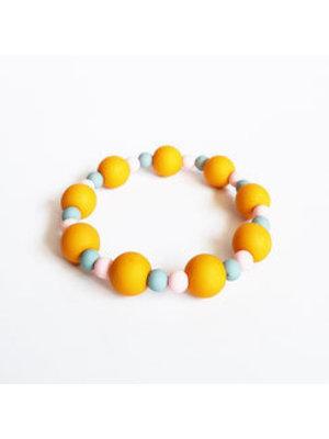 Sweet Petite Jolie Armbandje 1 - Oranje