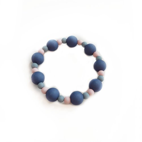 Sweet Petite Jolie Armbandje 7 - Blauw