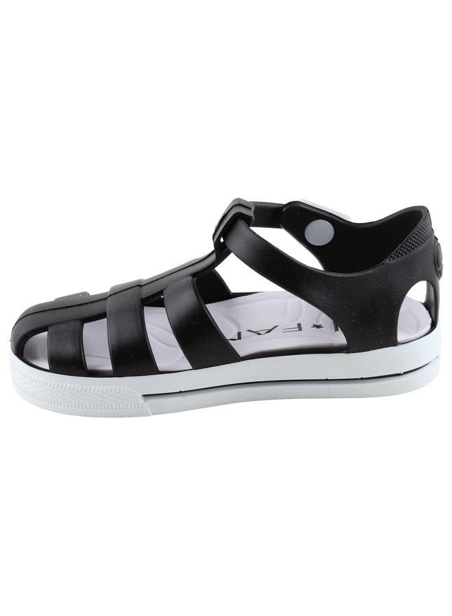 Enfant - Castor Sandal - Black