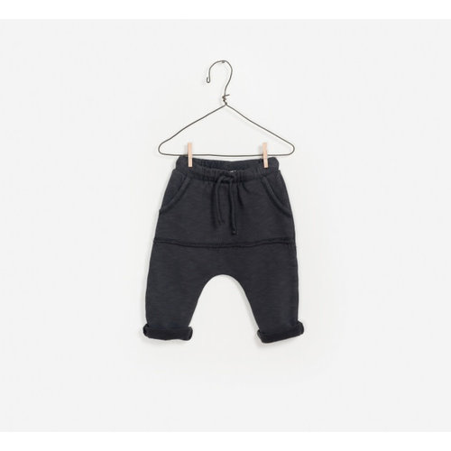 Play Up Fleece Trousers - Dark Grey
