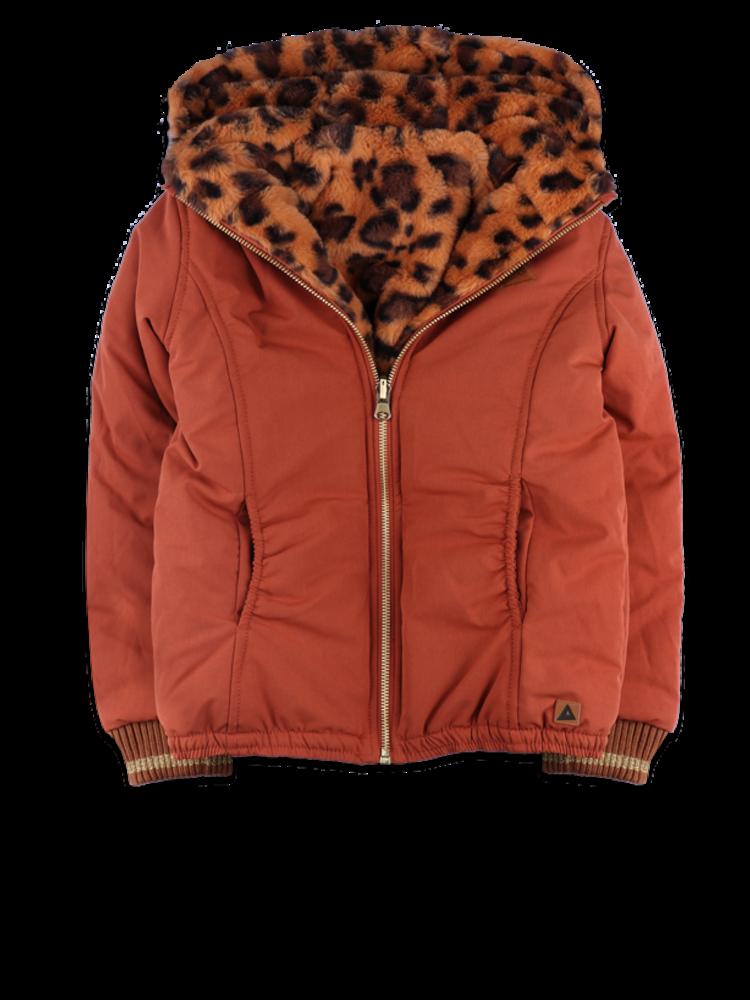 Ammehoela Lola - Jacket - Pink / Tiger