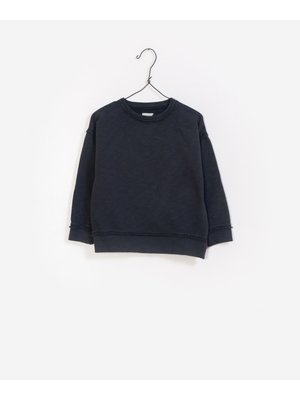 Play Up Fleece Sweater - Dark Grey