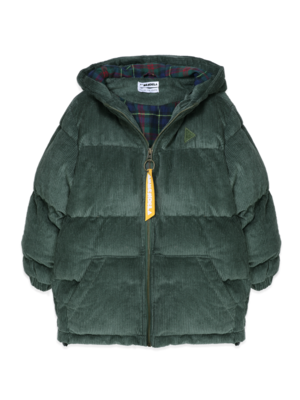 Ammehoela Cordy - Jacket - Dark Green