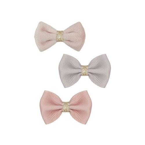 Mimi and Lula Elsie bow clips