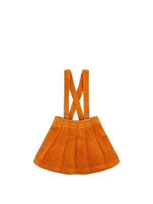 Mingo Salopette Skirt - Corduroy - Sudan