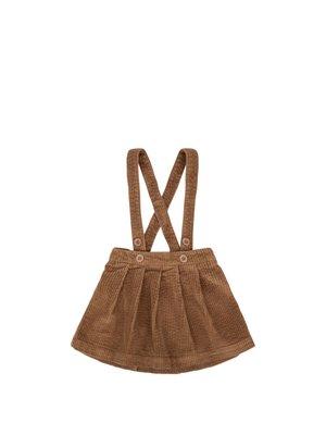 Mingo Salopette Skirt - Corduroy - Kangaroo