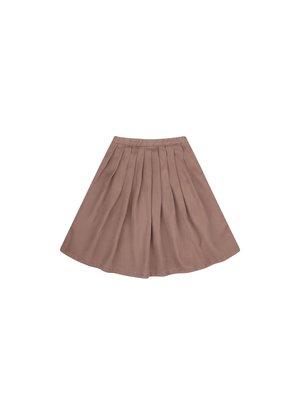 Mingo Midi Skirt - Tencel - Taupe