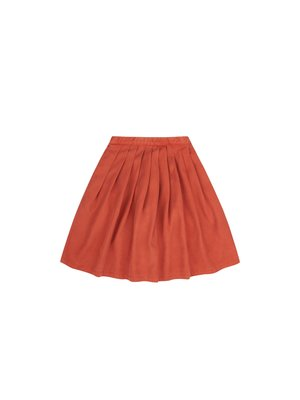 Mingo Midi Skirt - Tencel - Red Wood