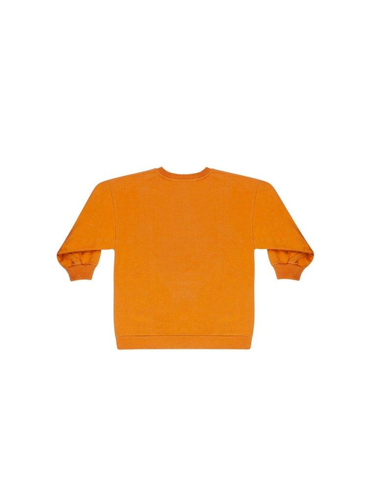 Mingo Oversized Sweater - Sweat - Sudan