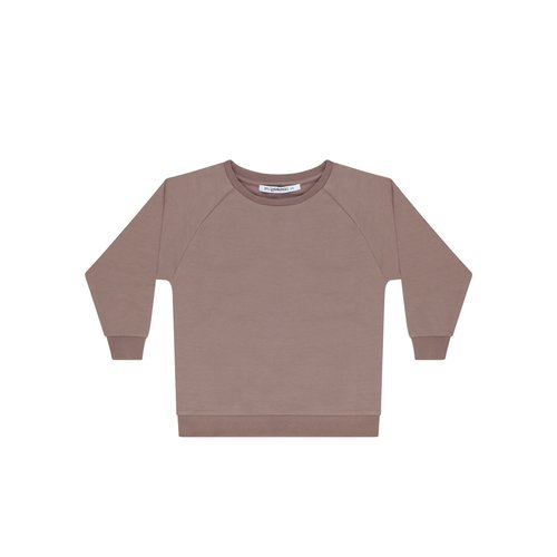 Mingo Oversized Sweater - Sweat - Taupe