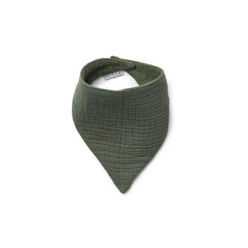 Liewood Andrea Bib - 2pack - Faune Green