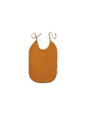 Liewood Eva Bib - 2pack - Mustard