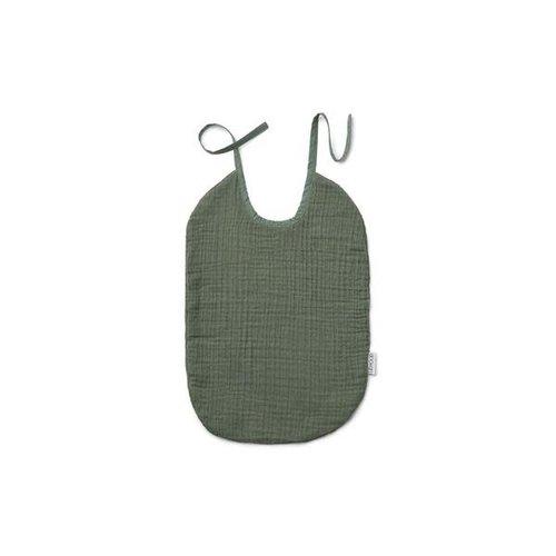 Liewood Eva Bib - 2pack - Faune Green