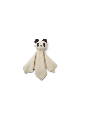 Liewood Milo Knit Cuddle Cloth - Panda Beige Beauty