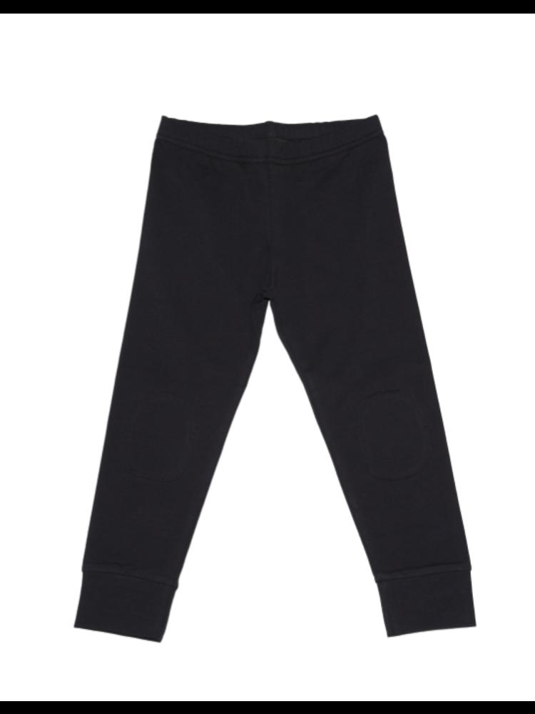 Mingo Winter Legging - Sweat - Black