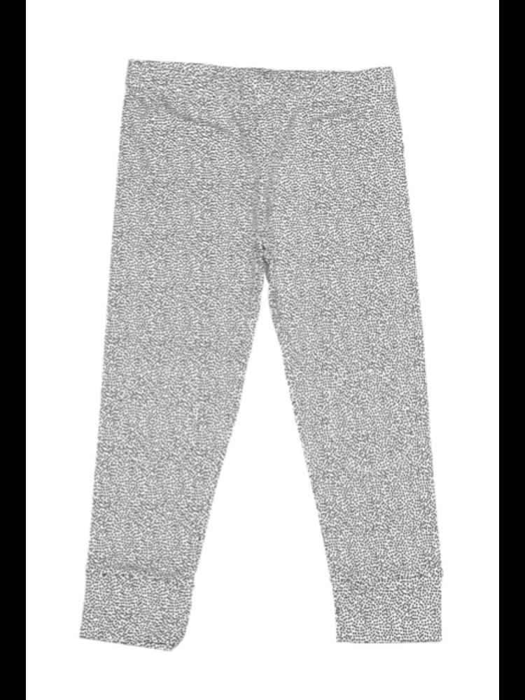 Mingo Winter Legging - Sweat - Dots