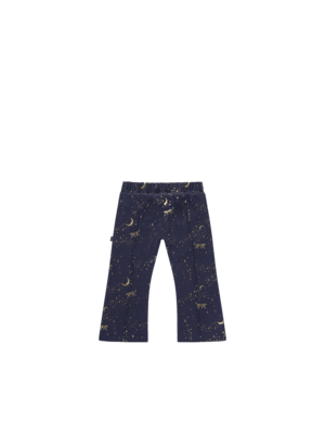 House of Jamie Flared Pants - Stargazer