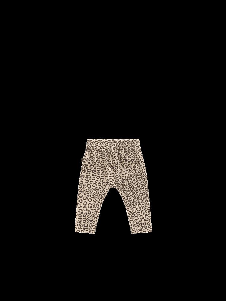 House of Jamie Baby Pants - Snow Leopard